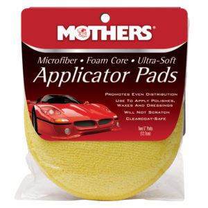 Tampon applicateur microfibre