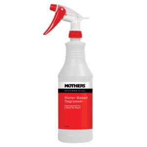 Bouteille Spray Professional Water-Based Degreaser